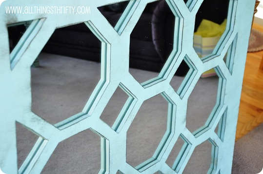 mirror all things thrifty