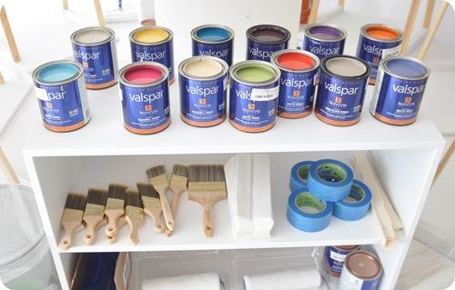 valspar paint challenge