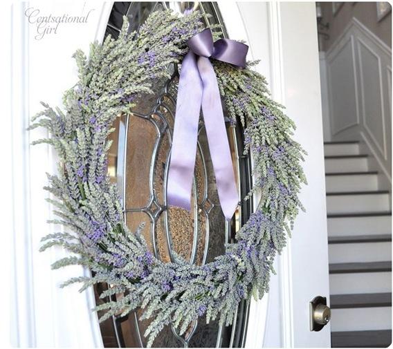 lavender wreath open door cg