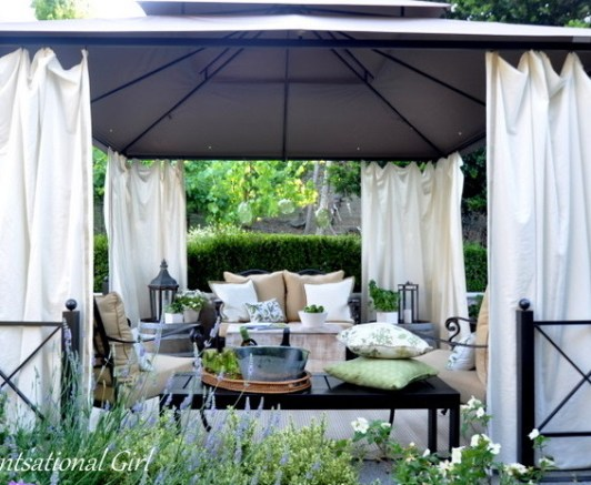 Come ... - Our Patio Cabana Centsational Style