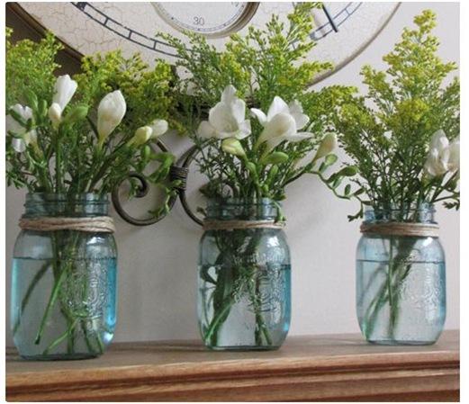 glass paint ball jars