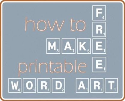 Make Free Word Art 2