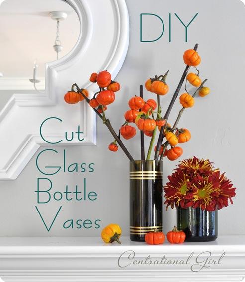 diy cut glass wine bottles cg