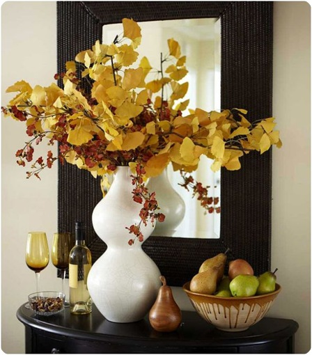 Hgtv Thanksgiving Decorations: Transitioning Your Home For Fall