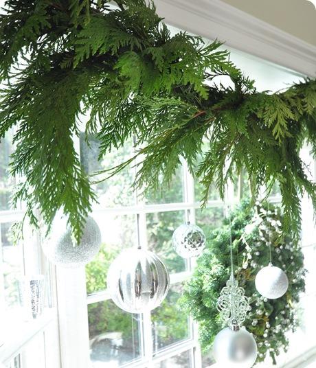 kitchen greenery