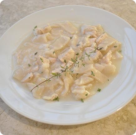 rhodas chicken and dumplings