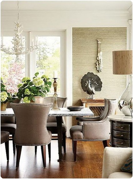 new england home mag neutral dining room