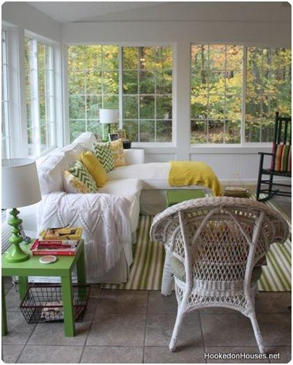 hooked on houses sunroom