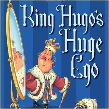 king hugos huge ego cover