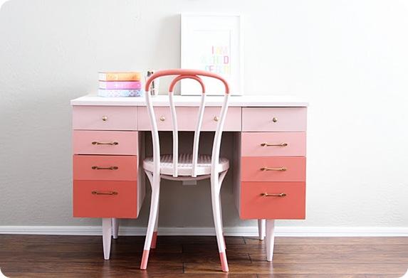 natte by design ombre desk