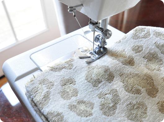 sew rough edge