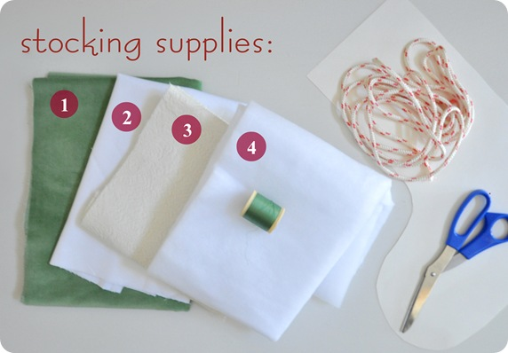 stocking supplies