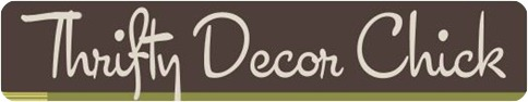 thrifty decor chick banner