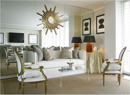 ashley goforth sitting room gilded chairs
