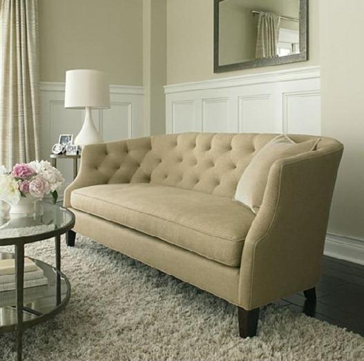 c and b azure sofa