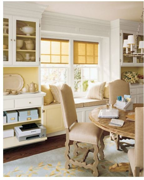 Small Space Solutions: Home Offices | Centsational Style