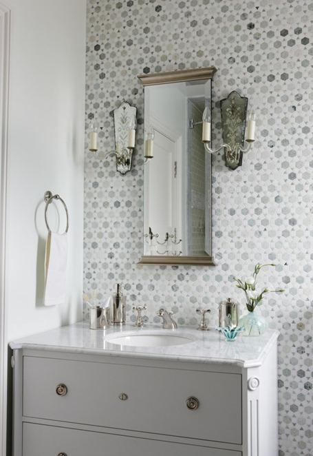 sarah richardson hexagon tile