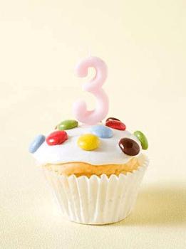 turning 3