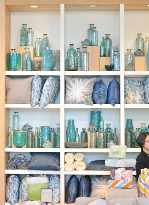 west elm glass bottles