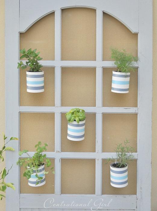 screen door plant rack cg