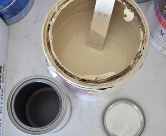 Paint Paint Paint And More Paint Centsational Style