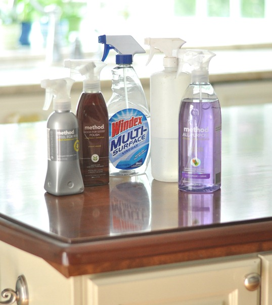 method cleaning products