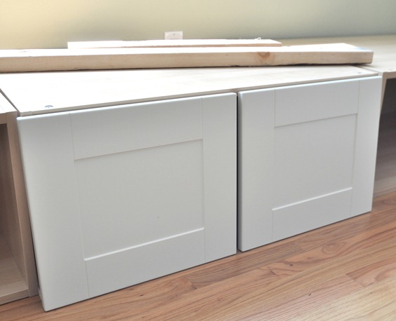 white ikea cabinet doors