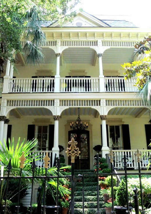 historic home savannah