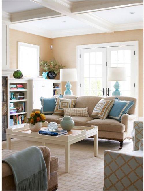 layered blues patterns muse interiors