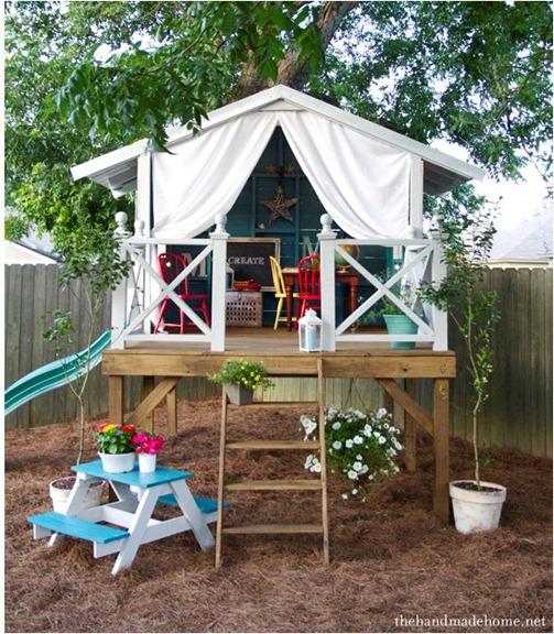 treehouse handmadehome