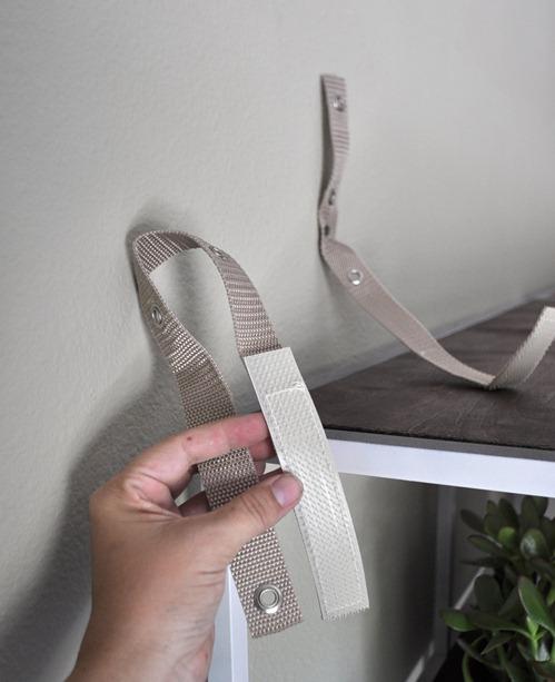 earthquake straps