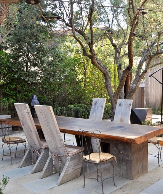 maisonry seating