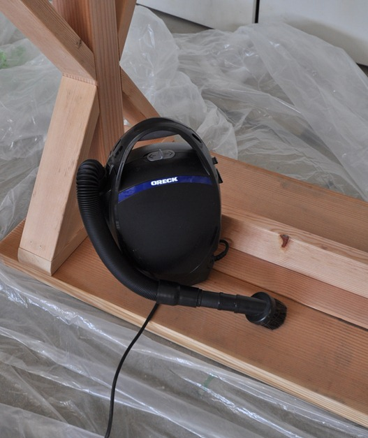 mini oreck vacuum