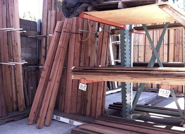 redwood at true value