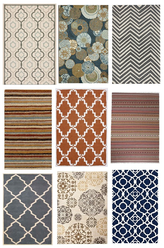 area rug collection