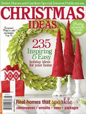 christmas ideas magazine