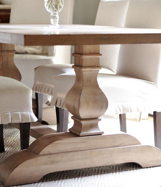 pedestal table leg