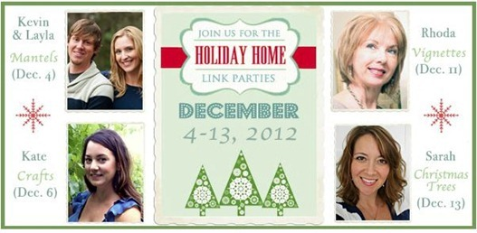 holiday home link parties