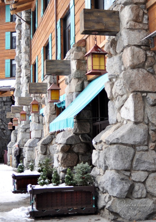 awning view ahwahnee