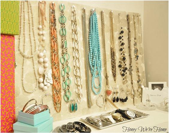 honey were home jewelry organizer