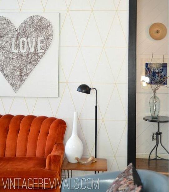 sharpie wall vintagerevivials