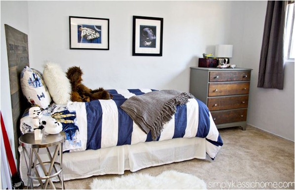 star wars boys bedroom simplyklassichome