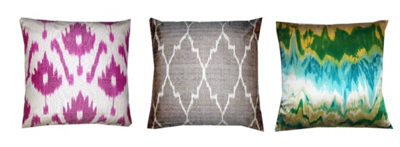 fabricadabra pillows
