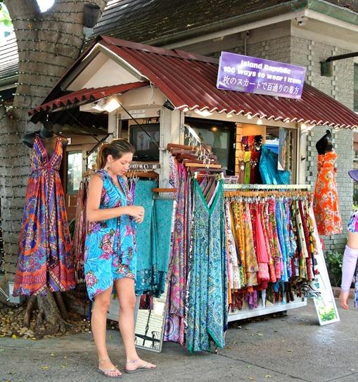 waikiki island dresses