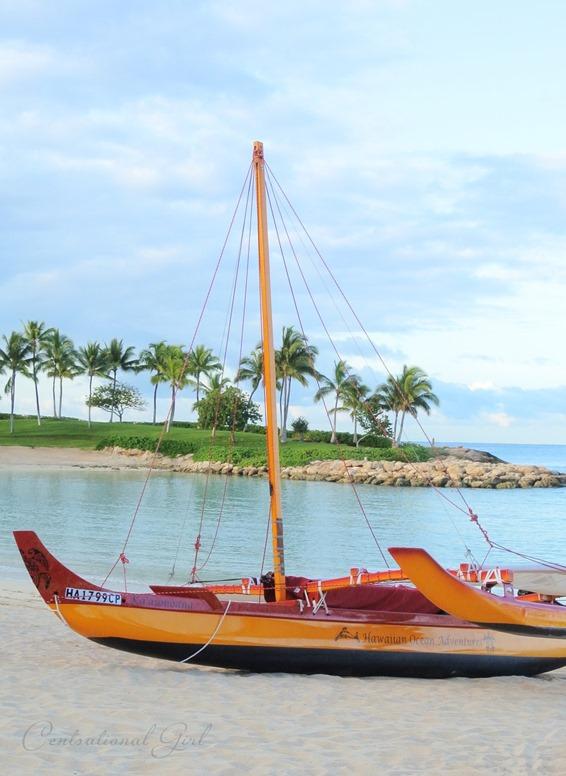 aulani lagoon boating