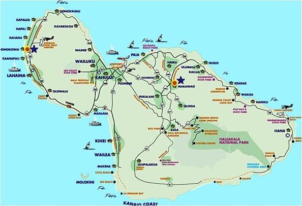 Maui no ka oi centsational style maui map sciox Gallery