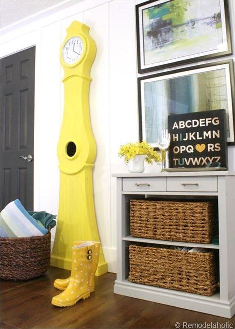 build a sweedish clock remodelaholic