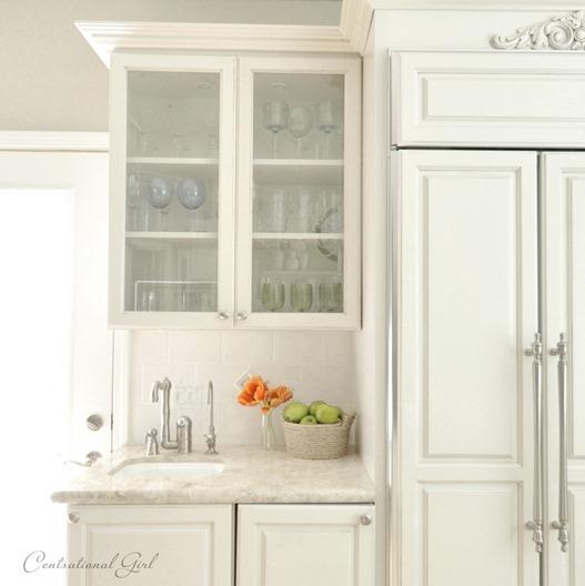 glass kitchen cabinets cg