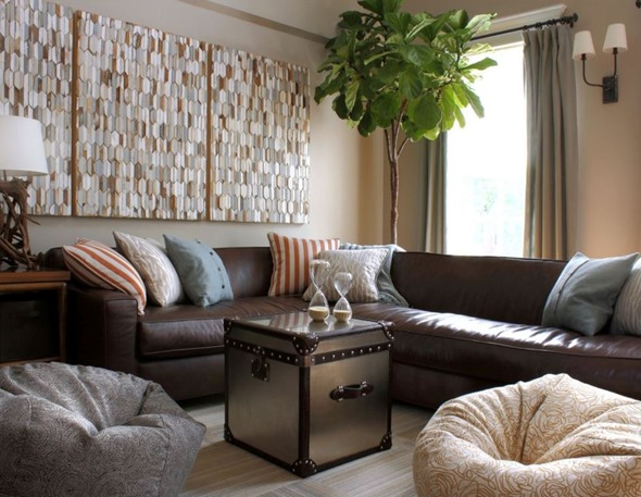 Leather Sectional Sean Michael Design Awesome Design