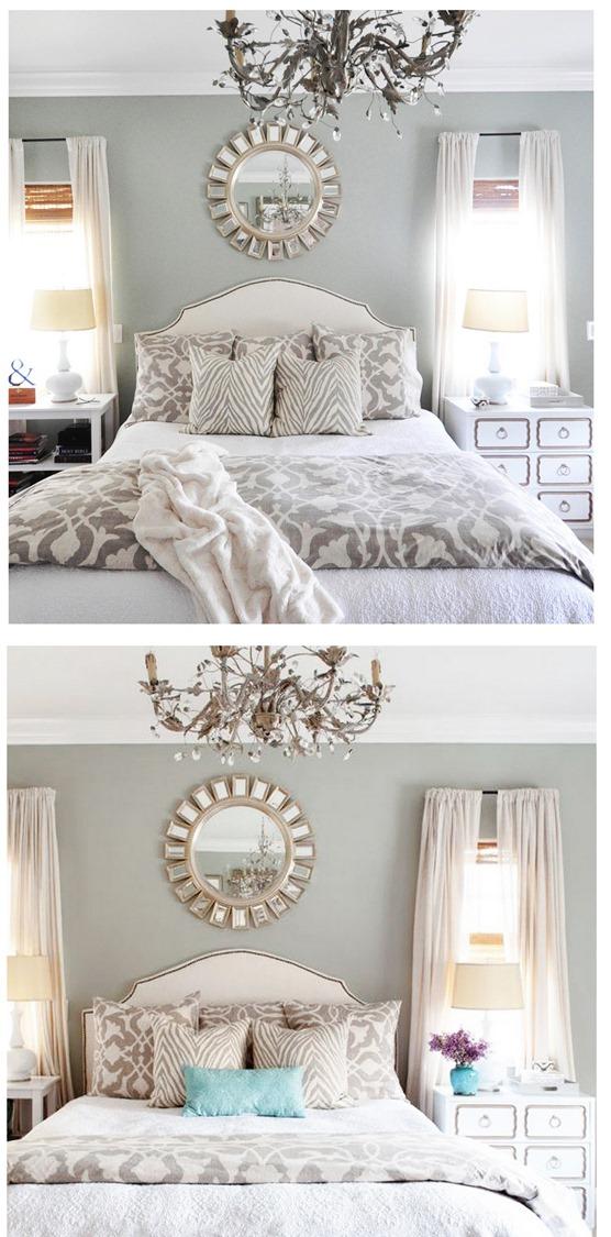 master bedroom two ways